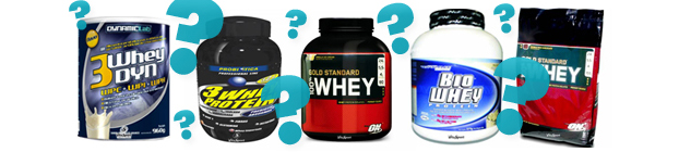 Qual Whey Protein Usar?