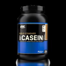 100% Casein Gold Standard (909g) chocolate com amendoim