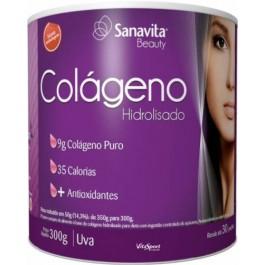 Colágeno Hidrolisado (300g) uva