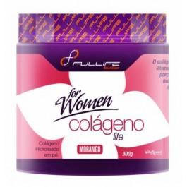 Colágeno Life for Women (300g) morango