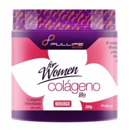 Colágeno Life for Women (300g) uva
