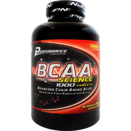 BCAA Science 1000 Tablets (150 tabletes de 1000mg)