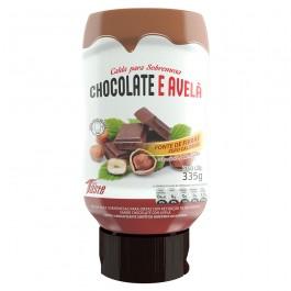 Calda para Sobremesa (335g) chocolate com avelã
