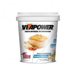 Pasta de Amendoim Vitapower (1,005kg) blank protein