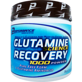 Glutamine Science Recovery 1000 Powder (300g)
