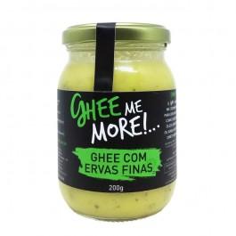 Manteiga Ghee com Ervas Finas (200g)