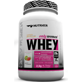 Only Women Whey (900g) morango com kiwi