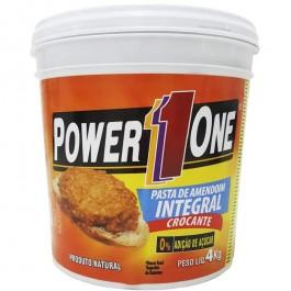 Pasta de Amendoim Integral - Crocante (4kg)
