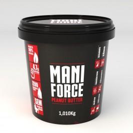 Pasta de Amendoim Maniforce Integral (1,010kg)