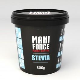 Pasta de Amendoim Maniforce Stevia (500g)