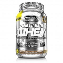 Platinum 100% Whey (910g) baunilha