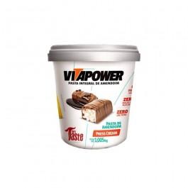 Pasta de Amendoim Vitapower (1,005kg) press cream