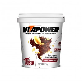 Pasta de Amendoim Vitapower (1,005kg) shot protein