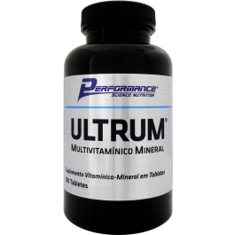 ULTRUM Multivitamínico Mineral (100 tabletes)