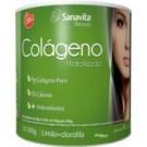 Colágeno Hidrolisado (300g) limão + clorofila