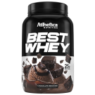 Best Whey (900g) chocolate brownie