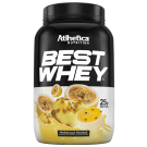 Best Whey (900g) maracujá mousse