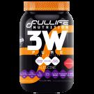 3W Pure +Leucina (907g) morango