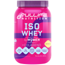 Iso Whey for Women +Colágeno (907g) baunilha