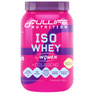 Iso Whey for Women +Colágeno (907g) chocolate branco