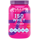 Iso Whey for Women +Colágeno (907g) morango