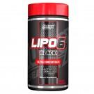 Lipo 6 Black Powder (120g) framboesa