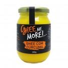 Manteiga Ghee com Cúrcuma (200g)
