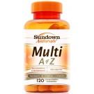 Multi A-Z (120 tabletes)