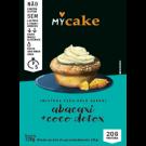 myCake abacaxi + coco detox - Xpel (120g)