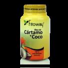 Óleo de Cártamo + Coco 1000mg (60 cápsulas)