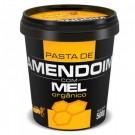 Pasta de Amendoim com Mel Orgânico (500g)