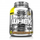 Platinum 100% Whey (2,28kg) morango