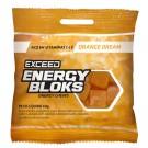 Exceed Energy Bloks (sachê de 60g) laranja