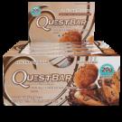 Quest Bar (display com 12 barras) chocolate em pedaços