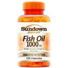 Fish Oil 1000mg (120 cápsulas)