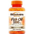 Fish Oil 1000mg (320 cápsulas)