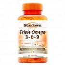 Triple Omega 3-6-9 (120 cápsulas)