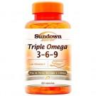 Triple Omega 3-6-9 (60 cápsulas)