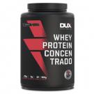 Whey Protein Concentrado (900g) baunilha