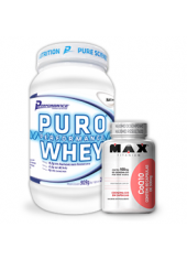 Kit Premium (Puro Whey + Coenzima Q10)